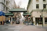 010 - The Dragon Gate - Chinatown