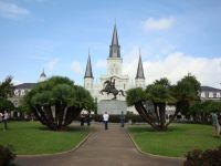 081 - Jackson Square und St Louis Cathedral